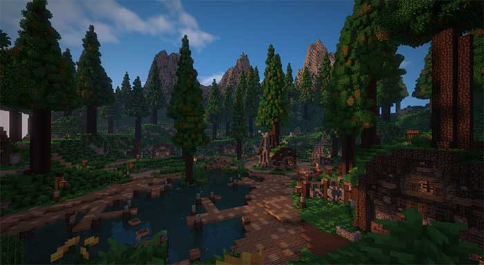 Chocapic 13 Shaders - Best Minecraft Shaders