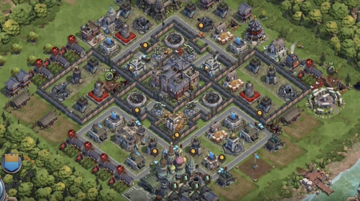 Best Dominations Base