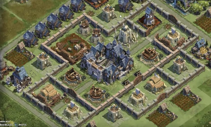 Best Dominations Layout
