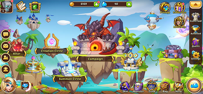 Idle Heroes Tier List & Idle Heroes Events