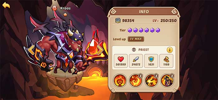 Kroos - Idle Heroes Guide