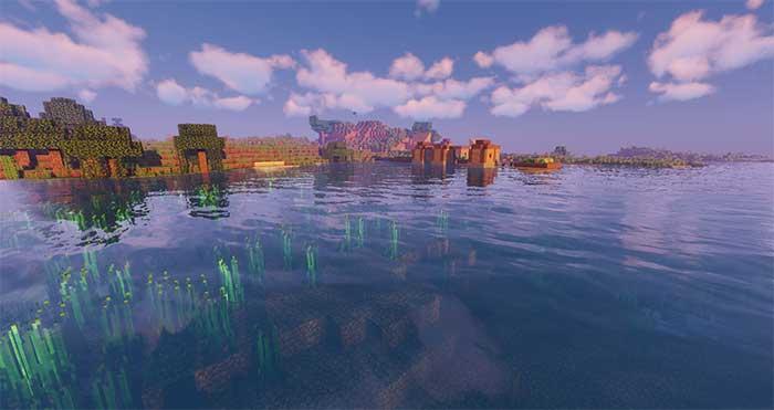 Sildurs Vibrant World - best minecraft shaders