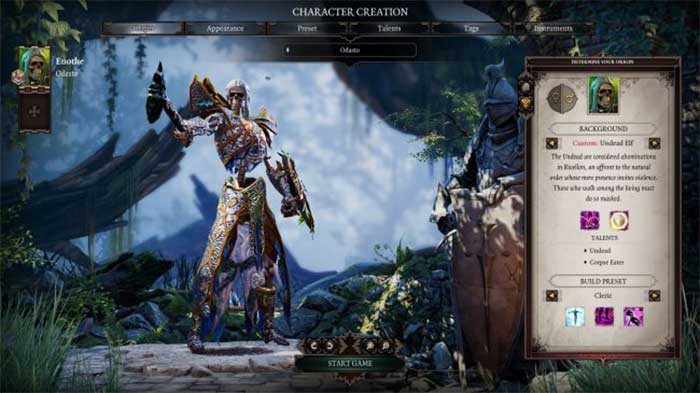 Cleric - Divinity Original Sin 2 Classes