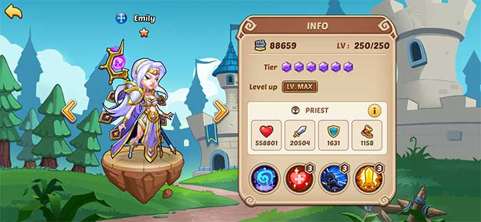 Emily - Idle Heroes Guide