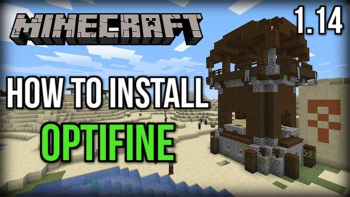 How to Install Minicraft Optifine HD?