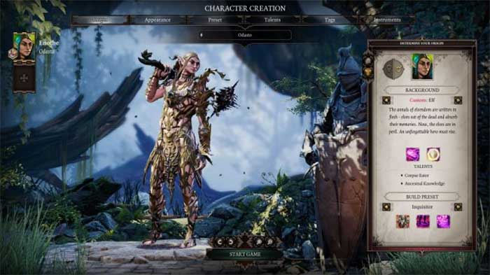 Inquisitor - Divinity Original Sin 2 Classes