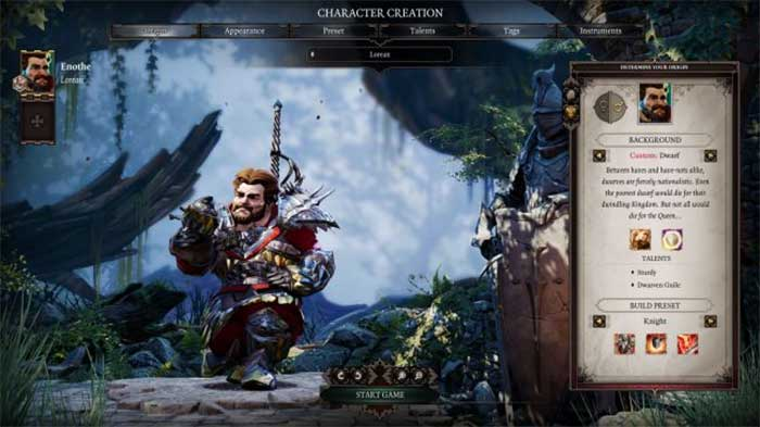 Knight - Divinity Original Sin 2 Classes