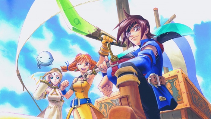 Skies of Arcadia Legends - Top Gamecube Games