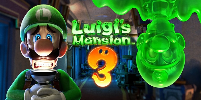 Luigi's Mansion - Top Gamecube Games