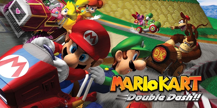 Mario Kart: Double Dash - Best Game cube games