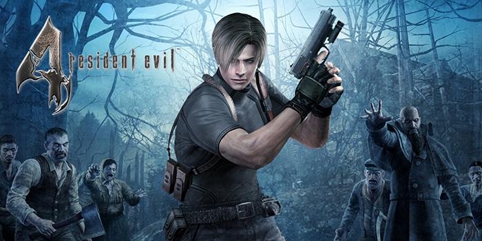 Resident Evil 4 - Best Gamecube Games