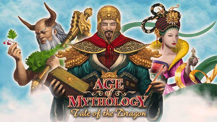 Age of Mythology: Tale of the Dragon - Games like Age of Empires