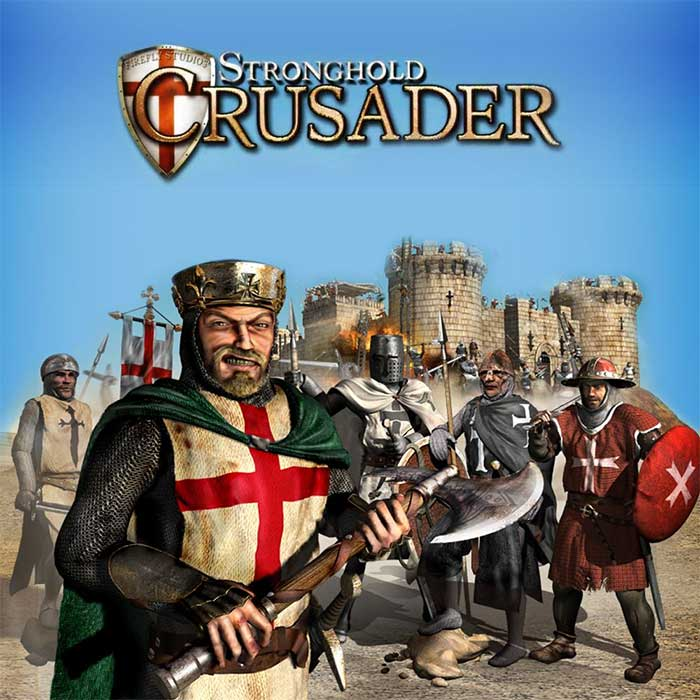 Stronghold Crusader - Similar games like age of empires