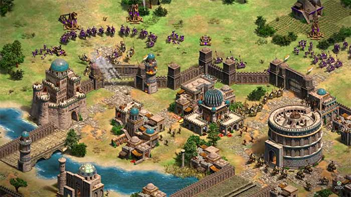 Real-time Strategy Games like Age of Empires