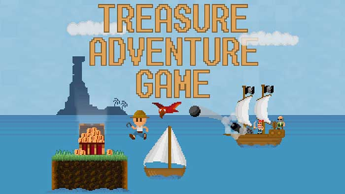 Treasurer Adventure Game