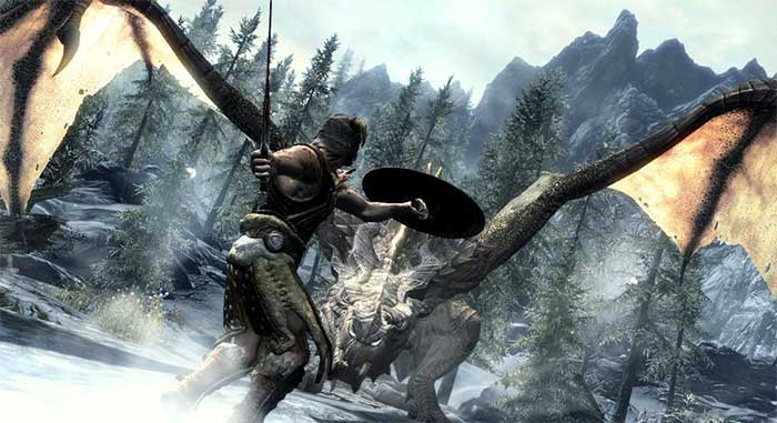 SkyRim - Similar Games like Dragon Age