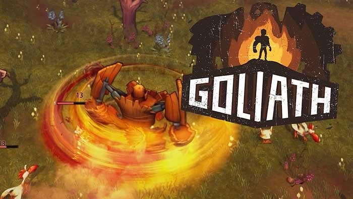 Goliath - Similar Games like Terraria