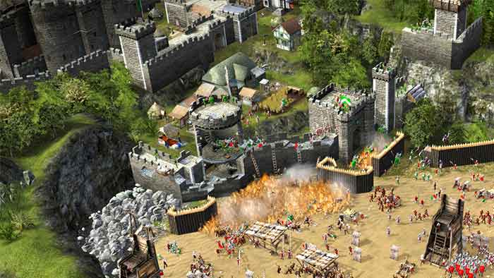 Stronghold - Similar Games like Banished