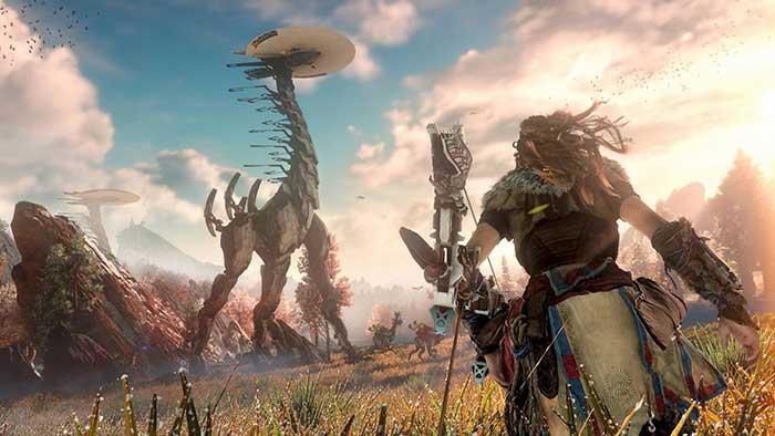Horizon Zero Dawn - Alternative Games like Dragon Age