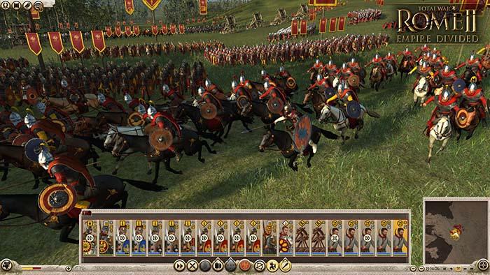 Total war: Rome 2 - Best Total War Games