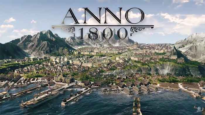 Anno 1800 - Banished Games