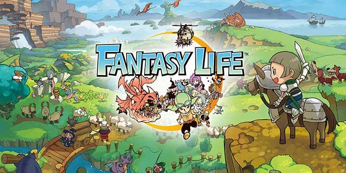 Fantasy life - Alternative Games like Dragon Age