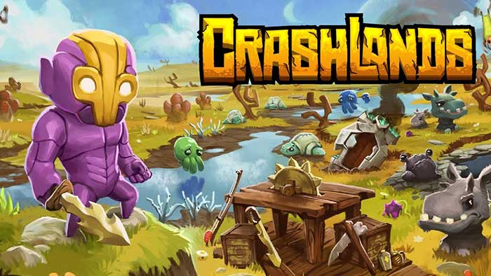 CrashLands - Alternative Games like Terraria