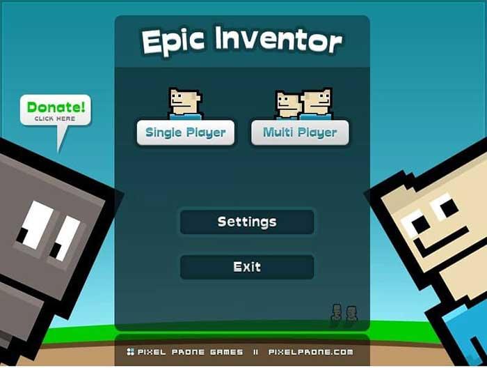 Epic  Inventor
