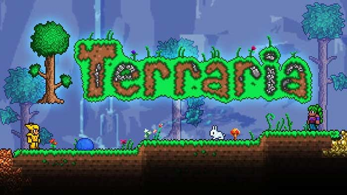 similar games like terraria