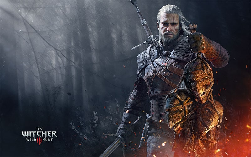 The Witcher - Similar Games like Dragon Age