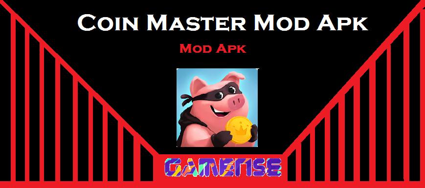 Coin Master Mod Apk Logo