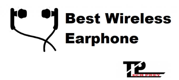 best wireless earphone