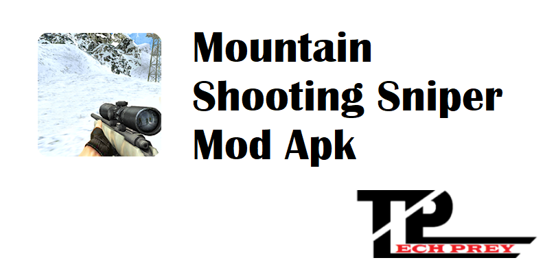 Mountain Shooting Sniper