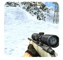 Mountain Sniper Shooting Mod
