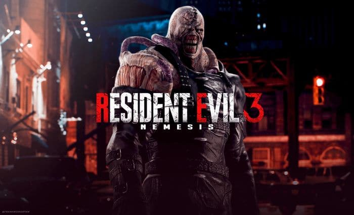 Resident Evil 3: Nemesis Remake - Top upcoming zombie games 2020