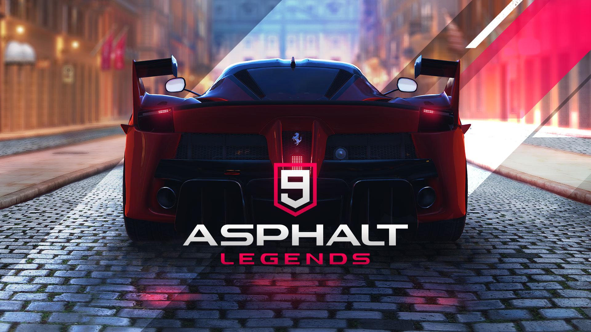 asphalt-9 - Best Free Nintendo Switch Games 2020