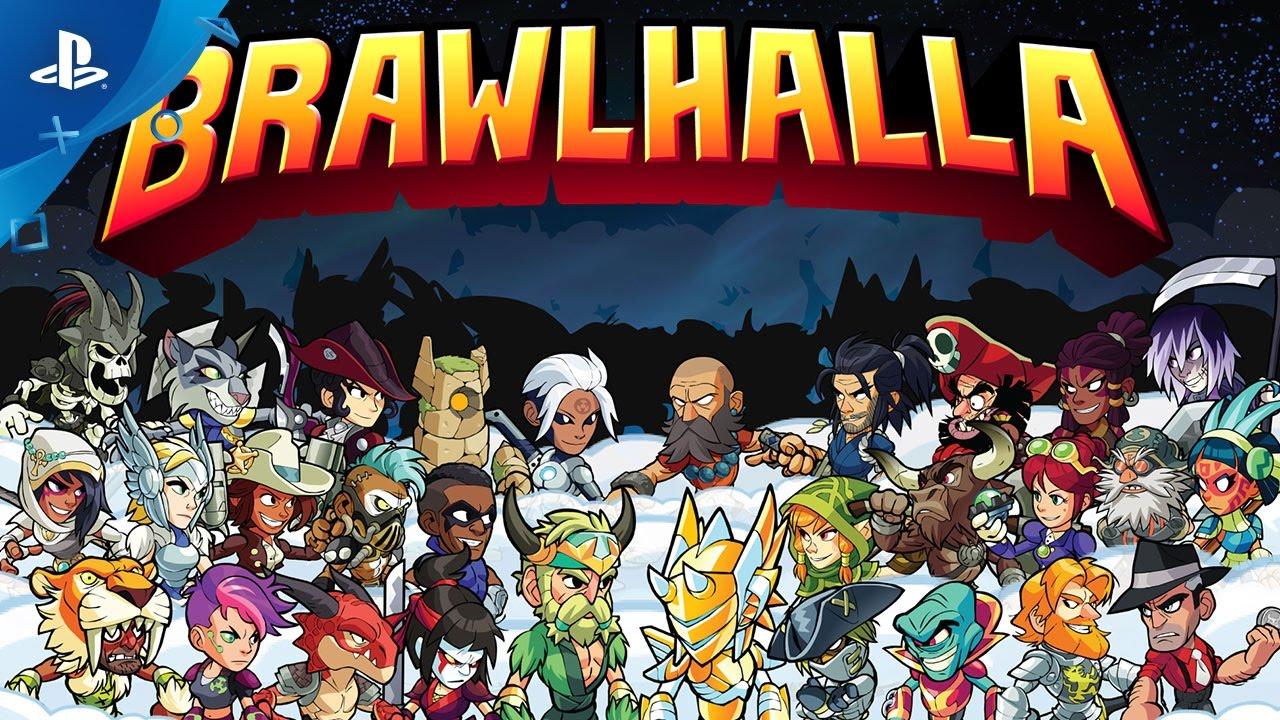 brawlhalla - Best Free Nintendo Switch Games 2020