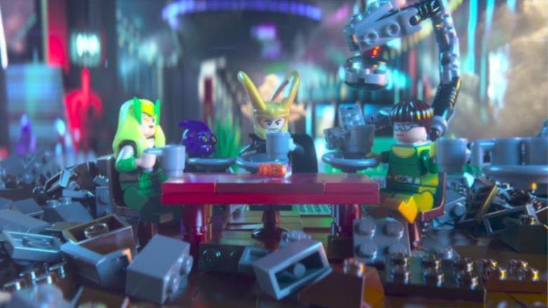 LEGO Marvel Super Heros 2 - Best Xbox One Games For Kids 2020