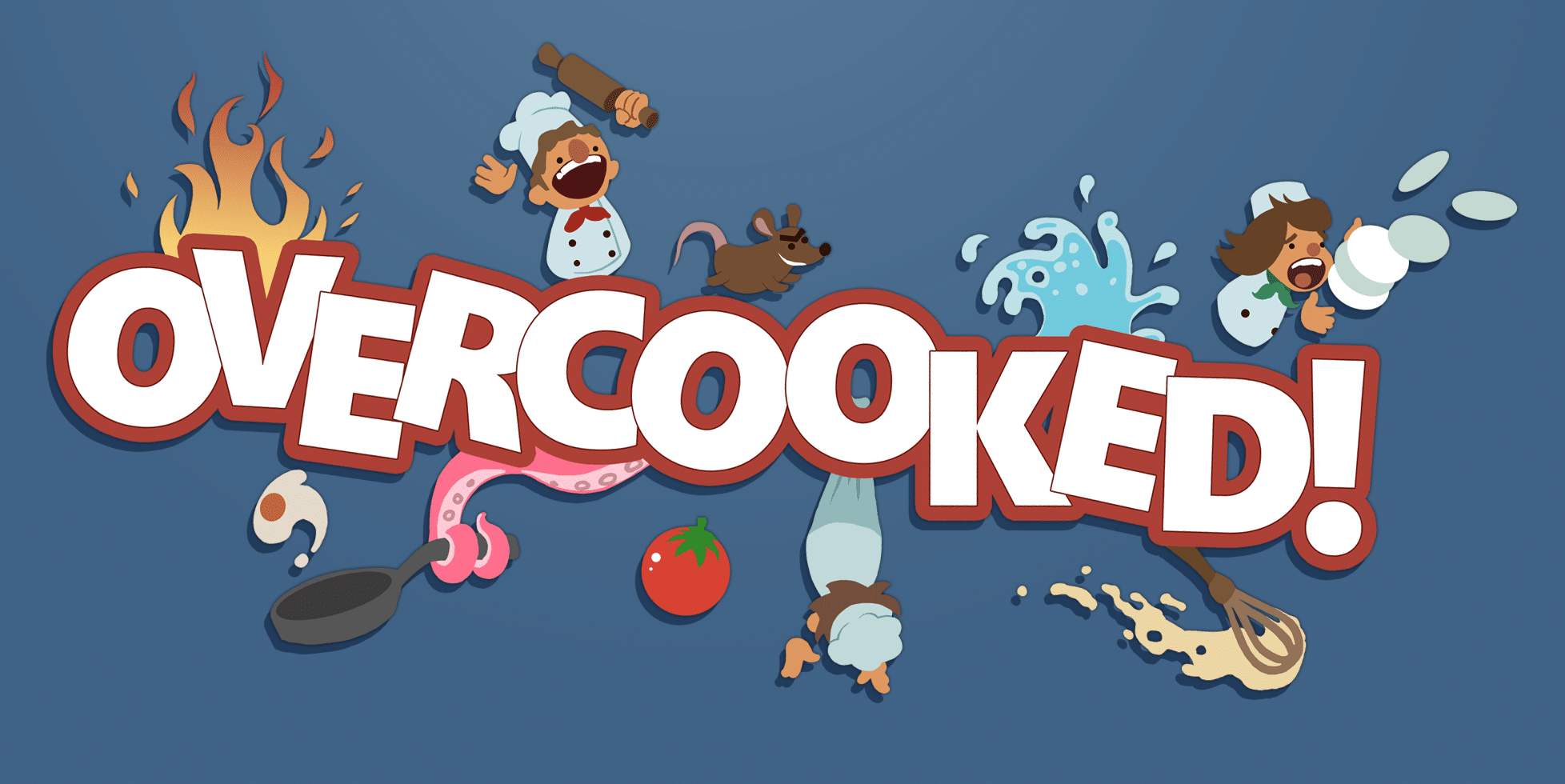 Overcooked - Best co-op games to play in Xbox one