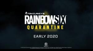 Rainbow 6 Quarantine