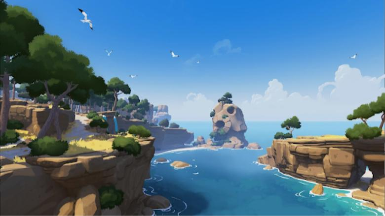 Rime - Best Xbox One Games Kids