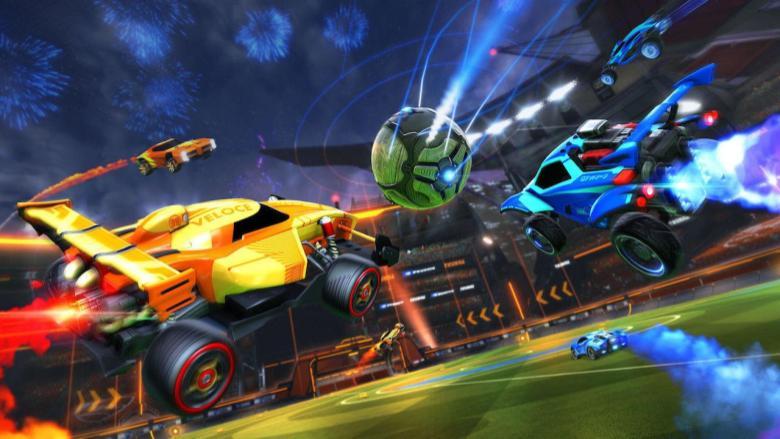 Rocket League - Best Xbox One Games Kids 2020