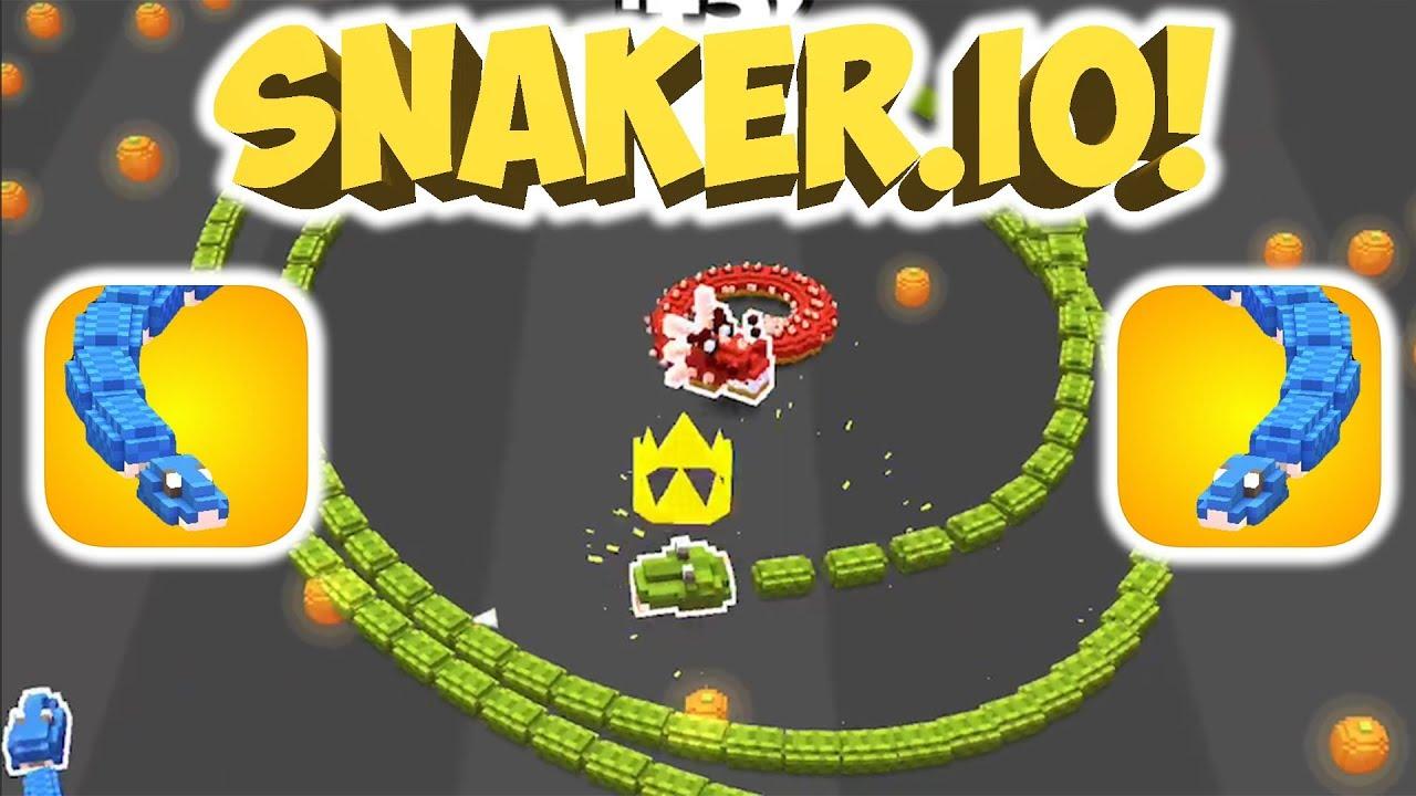 snaker io - Best .io Games 2020