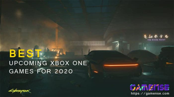 upcoming xbox one games for 2020