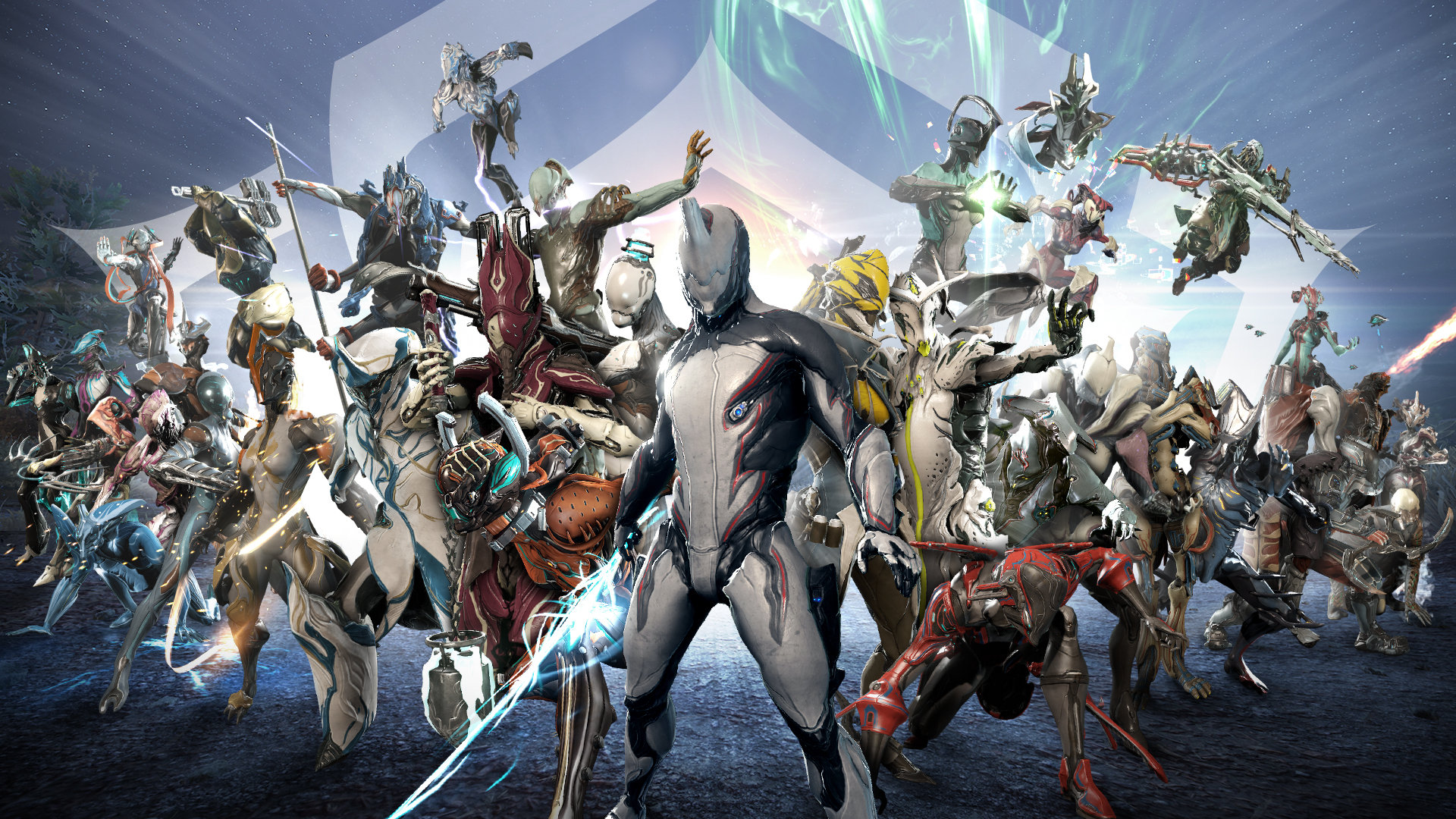 warframe - Best Free Nintendo Switch Games