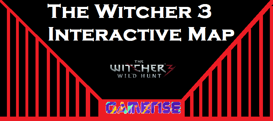 The Witcher 3 Interactive Map