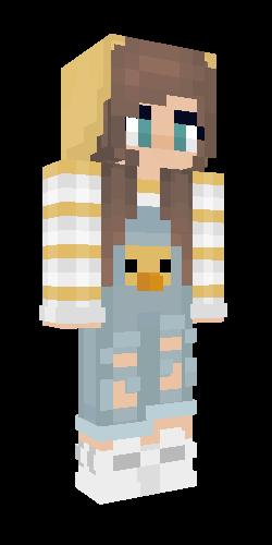Girls Minecraft Skins