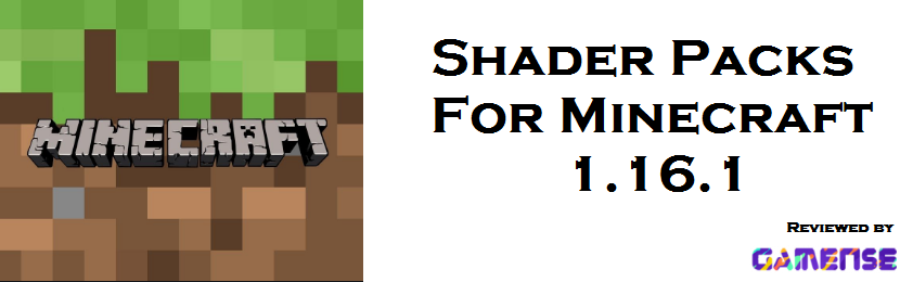 Shader Packs For Minecraft 1.16.1- How to install Shaders 1.16.1