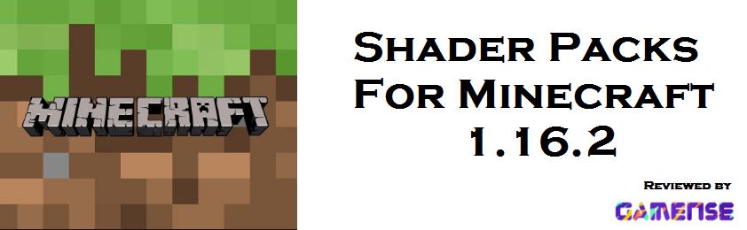 Minecraft Shaders 1.16 2