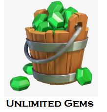 coc Unlimited Gems